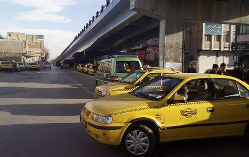 نرخ کرایه تاکسی گران می شود؟