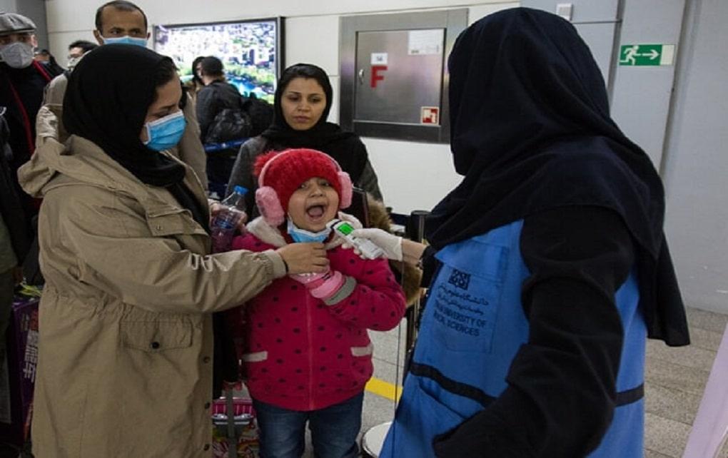 زن تهرانی مشکوک به ویروس کرونا
