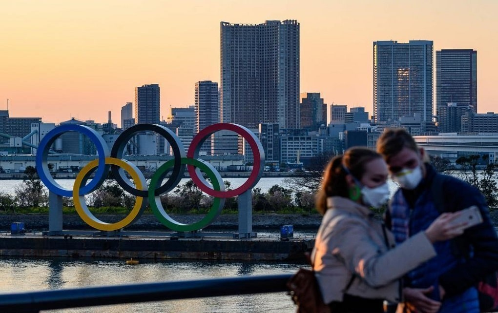 رقابت های المپیک 2020 ژاپن
