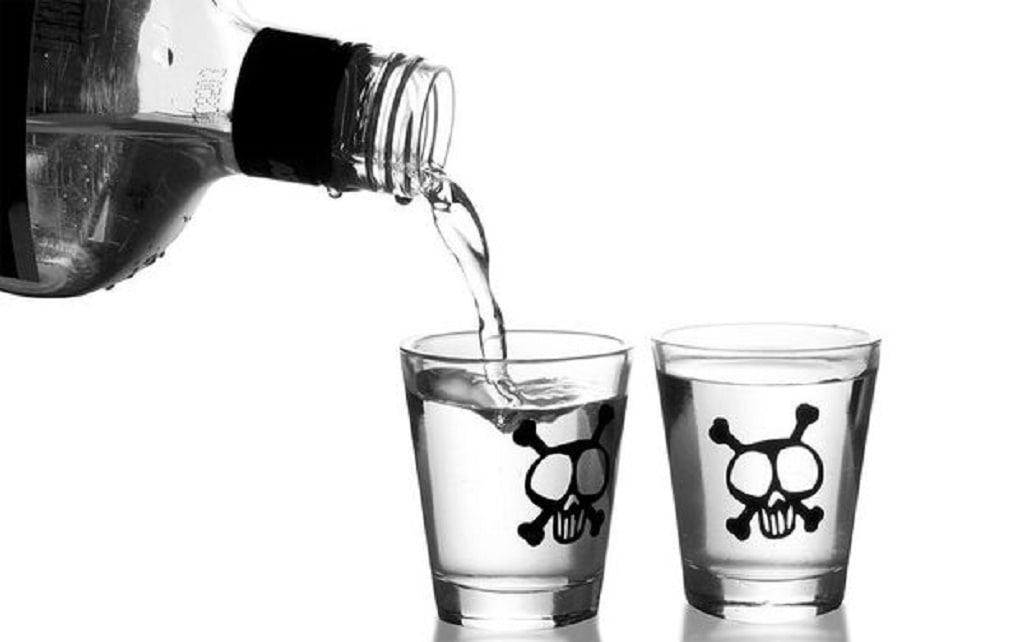 تعداد جانباختگان مصرف الکل در اردبیل