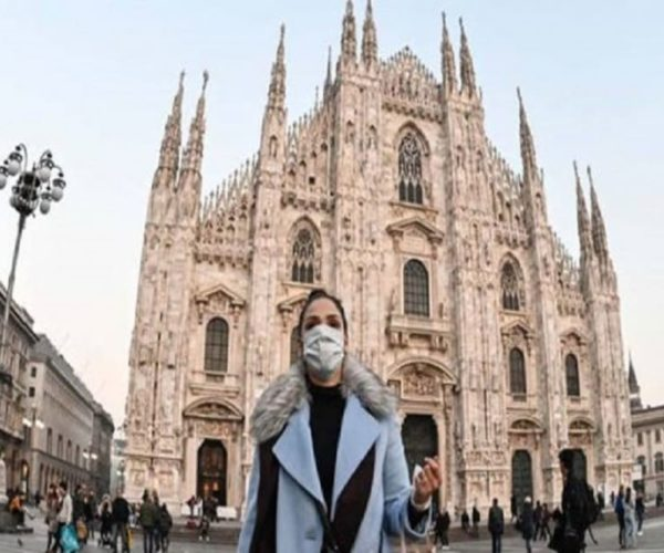 تعداد قربانیان ویروس کرونا در ایتالیا