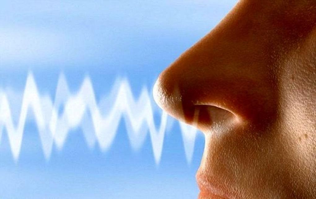 اختلال بویایی شایع شده