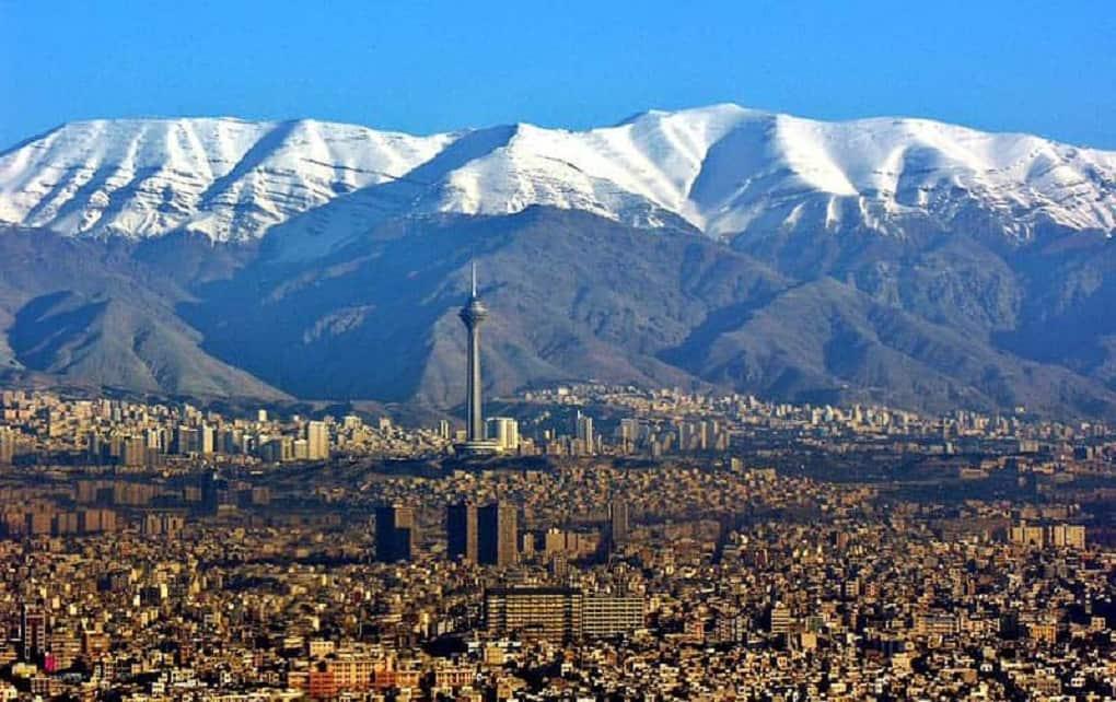 شاخص کیفیت هواِی تهران