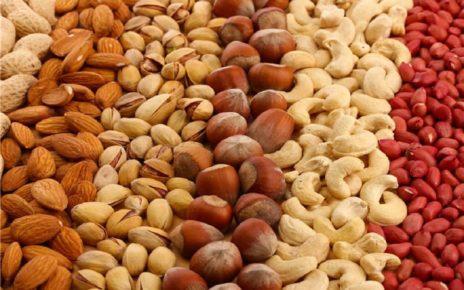 ضدعفونی کردن میوه و خشکبار