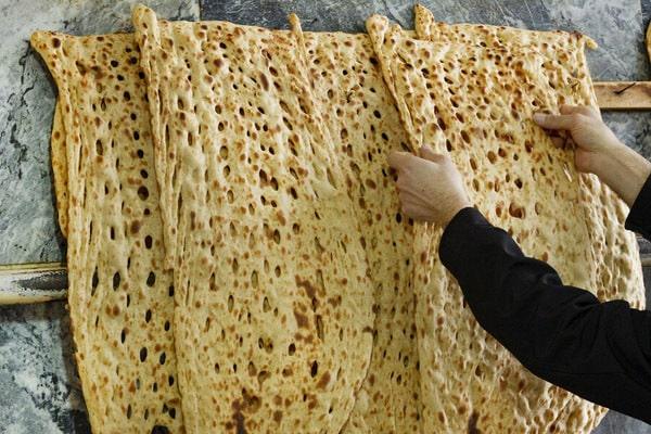 ضدعفونی کردن نان