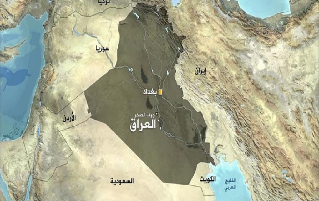 بمباران پایگاه حزبالله عراق توسط جنگندههای آمریکایی