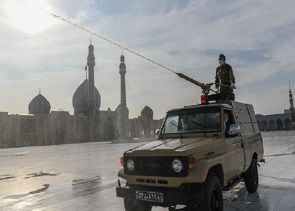 تشکیل قرارگاه زیستی سپاه برای مقابله با ویروس کرونا