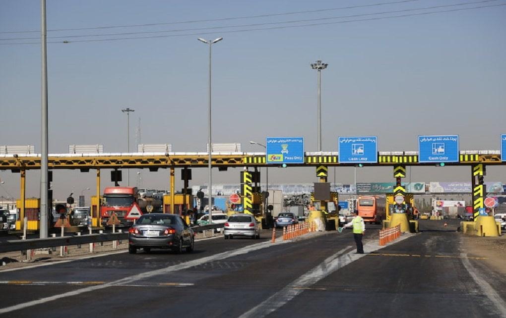 محدودیت تردد در ورودیهای تهران