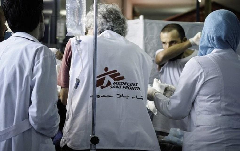 پزشکان بدون مرز فرانسوی وارد ایران شدند