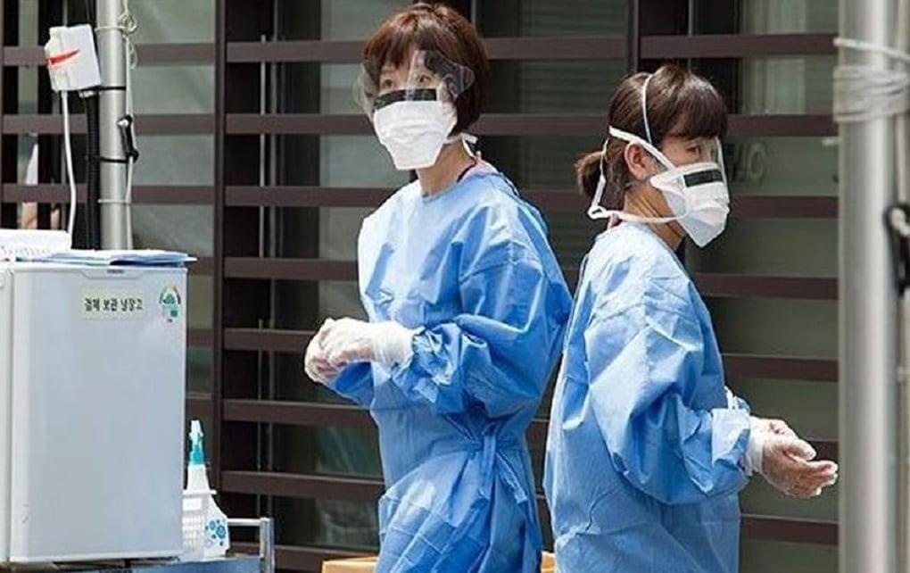 تعداد مبتلایان شیوع ویروس کرونا در کرهجنوبی به ۴۸۱۲ نفر رسید
