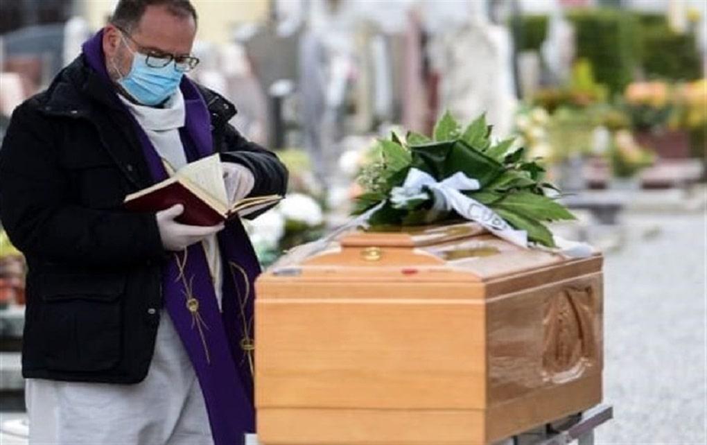 شمار قربانیان ویروس کرونا در ایتالیا