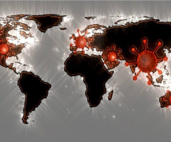 آمار جهانی ویروس کرونا