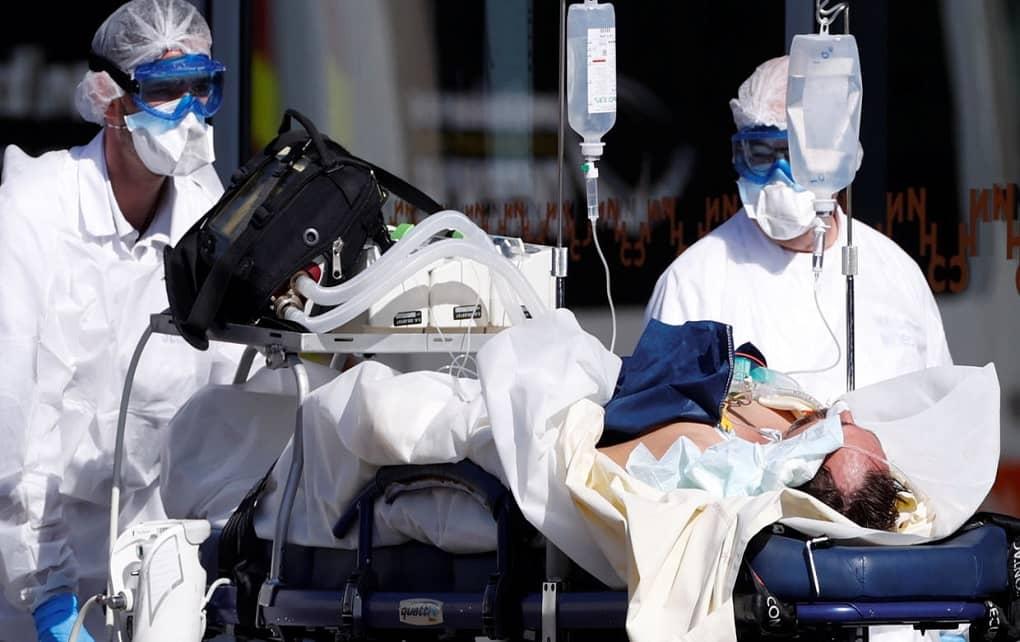 مبتلایان به ویروس کرونا در جهان