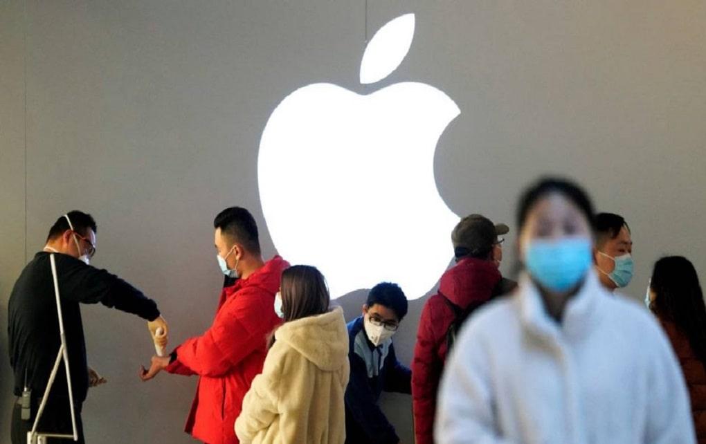 فروش گوشیهای هوشمند در بازار چین