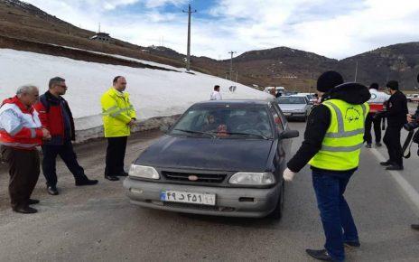 ممنوعیت ورود به استان گیلان
