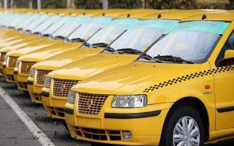نصب پارتیشن در ۳ هزار تاکسی