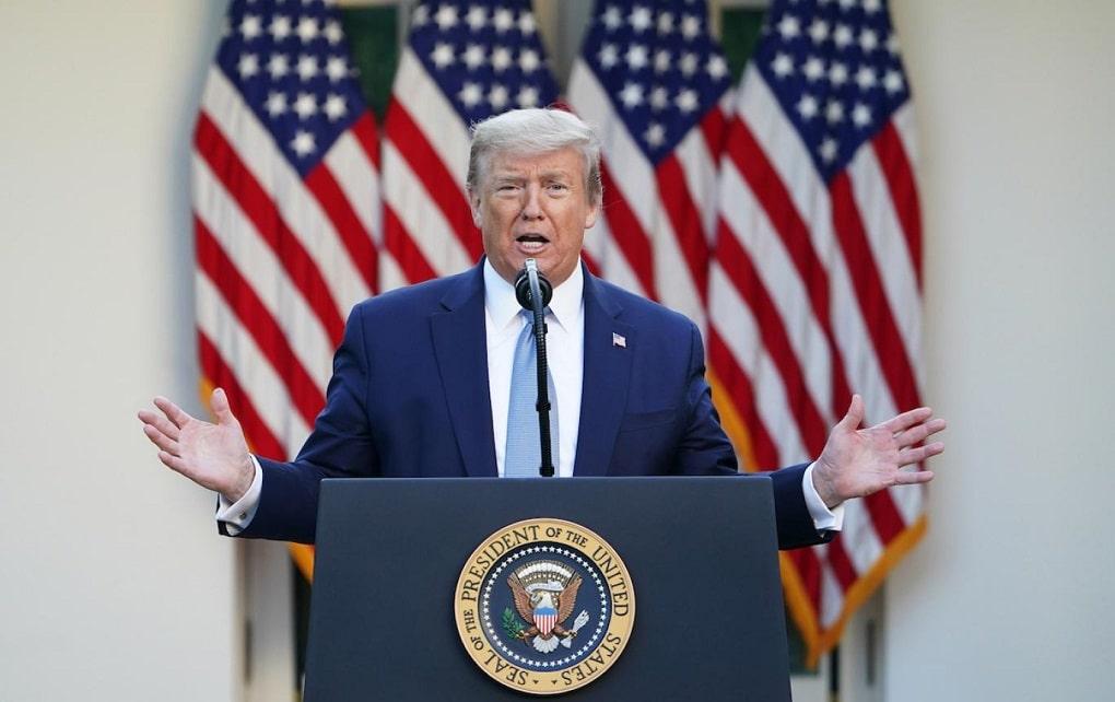 ترامپ مهاجرت به آمریکا را موقتا متوقف میکند