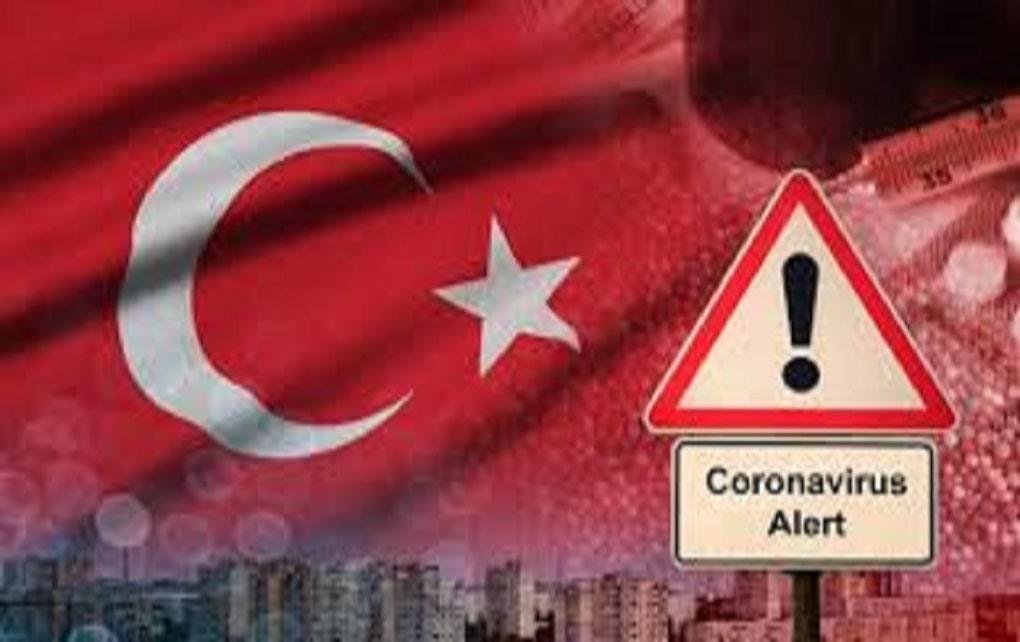 شمار مبتلایان به کرونا در ترکیه به ۹۰ هزار و ۹۸۰ نفر رسید