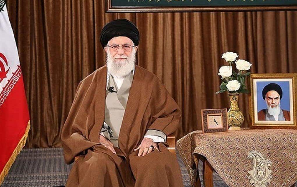 سخنرانی تلویزیونی آیتالله خامنهای