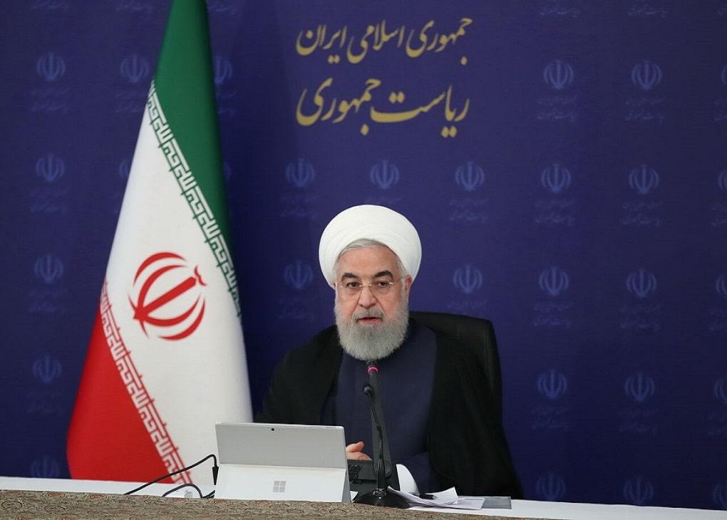 روحانی: باید همزمان با بیماری و بیکاری مقابله کنیم