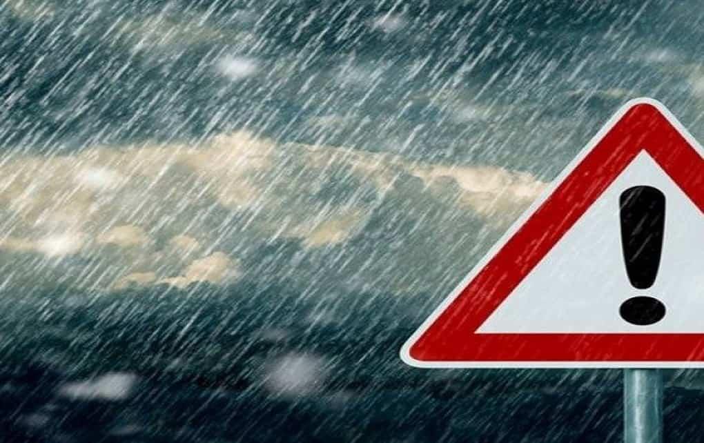 پیشبینی بارشهای گسترده
