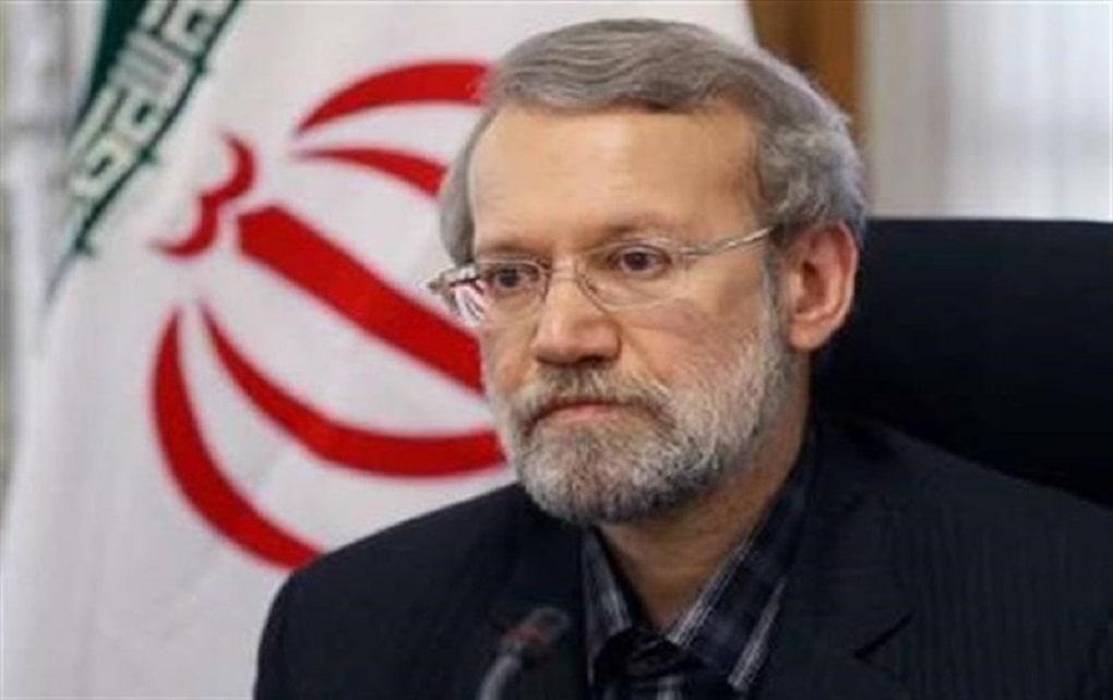 تست کرونای مجدد علی لاریجانی