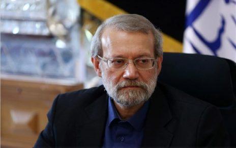 تستکرونای علی لاریجانی