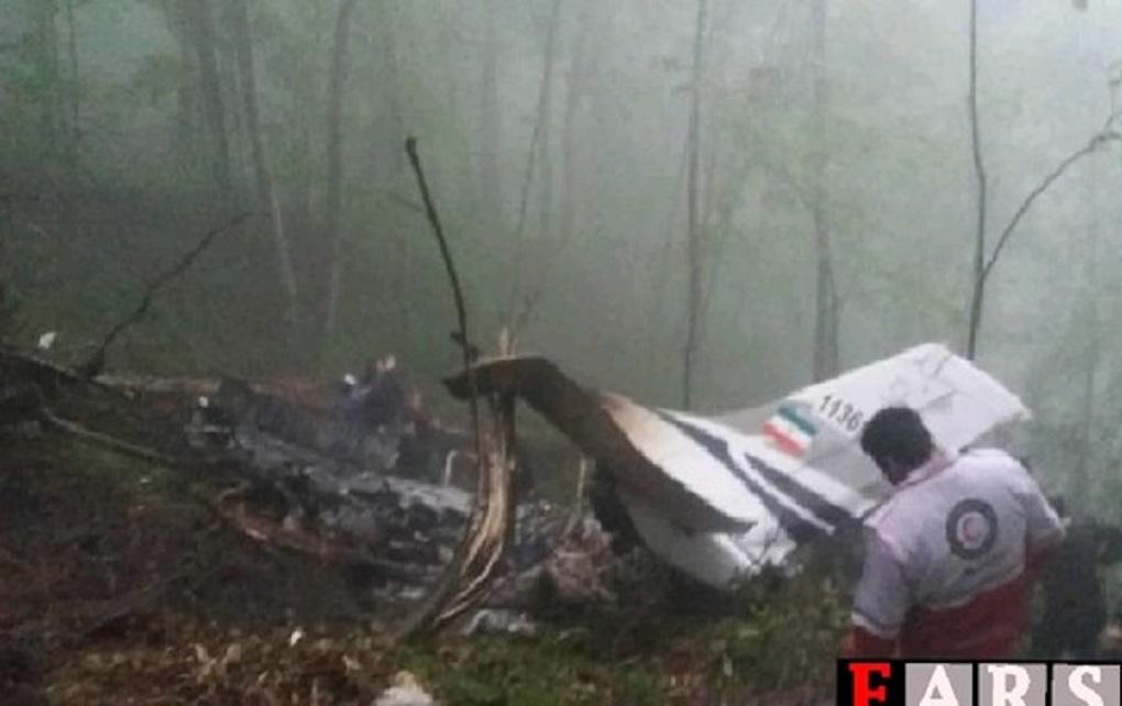 آخرین خبر از لاشه هواپیمای آموزشی ناجا   اجساد به تهران انتقال داده شدند
