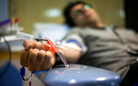 انتقال کرونا از طریق اهدای خون