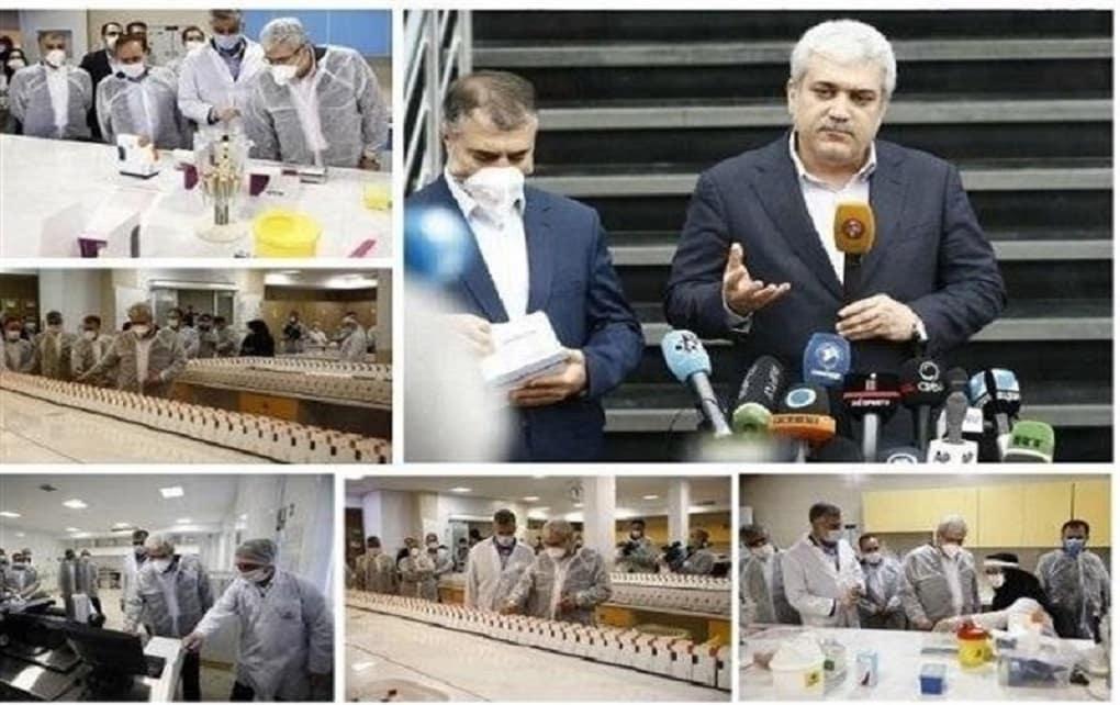 ایران آماده صادرات کیتهای تشخیص کرونا
