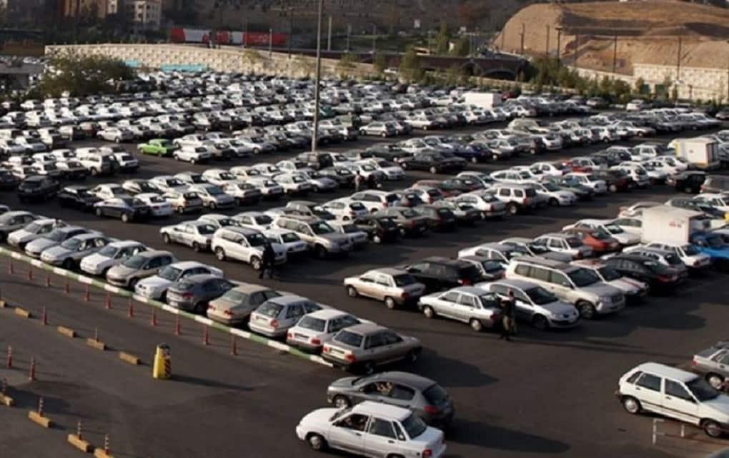 کشف ۶۳۴ دستگاه خودرو احتکار شده |  برخورد پلیس با اخلالگران بازار خودرو