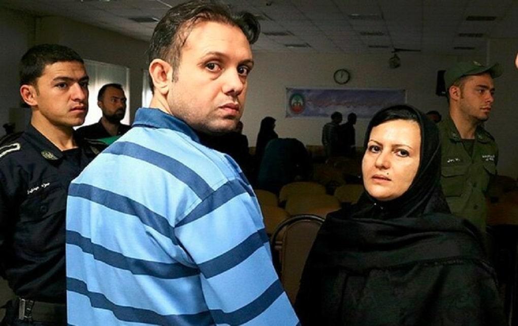 زوج خودرویی محکوم به اعدام