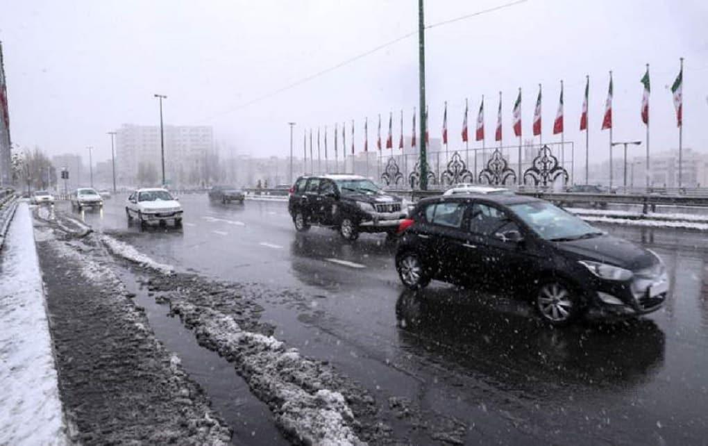 تداوم بارش در کشور تا چهار روز آینده
