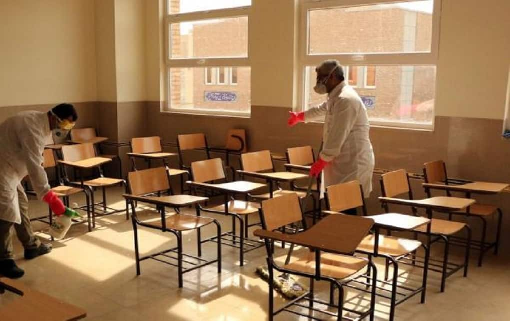 بازگشایی مدارس در همه مقاطع تحصیلی از امروز