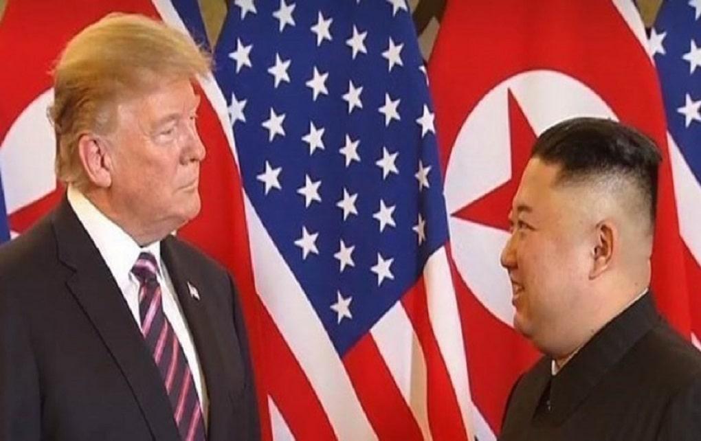 ترامپ: خوشحالم که «کیم جونگ اون» سر حال است