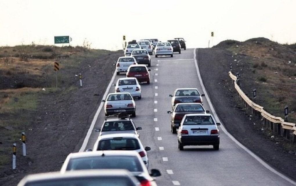 افزایش ۱۴.۱ درصدی تردد در جادههای کشور