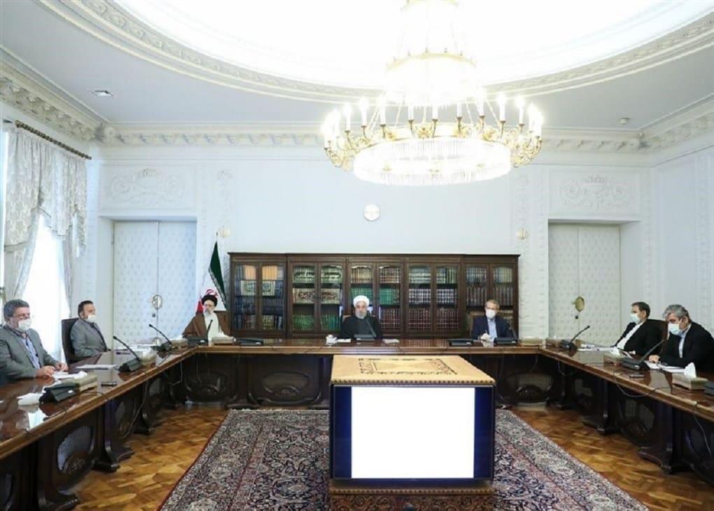 شورای عالی هماهنگی اقتصادی با حضور سران قوا تشکیل جلسه داد
