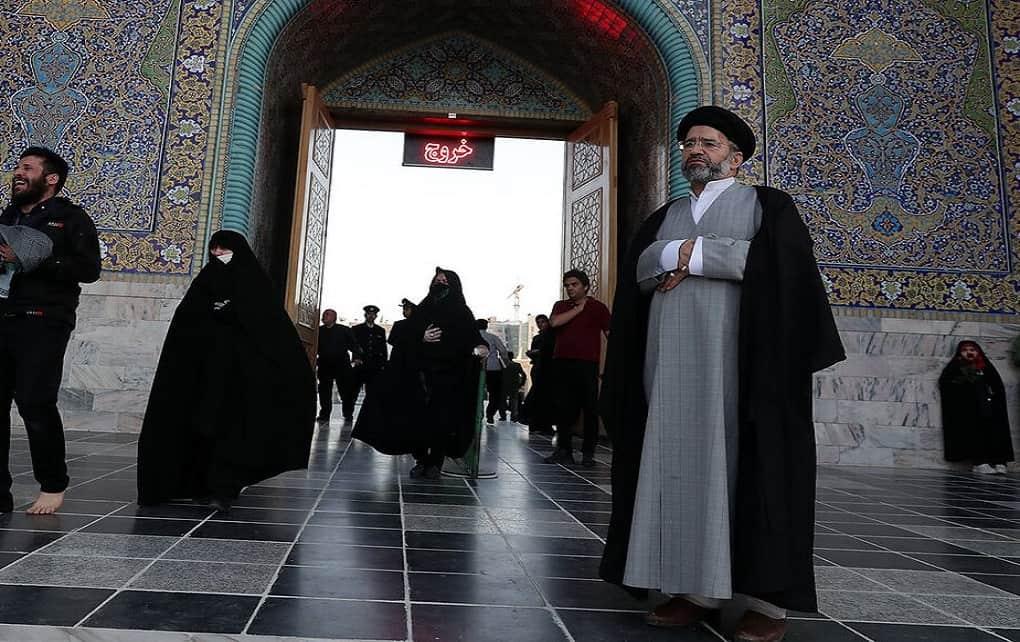 بازگشایی صحنهای حرم امام رضا