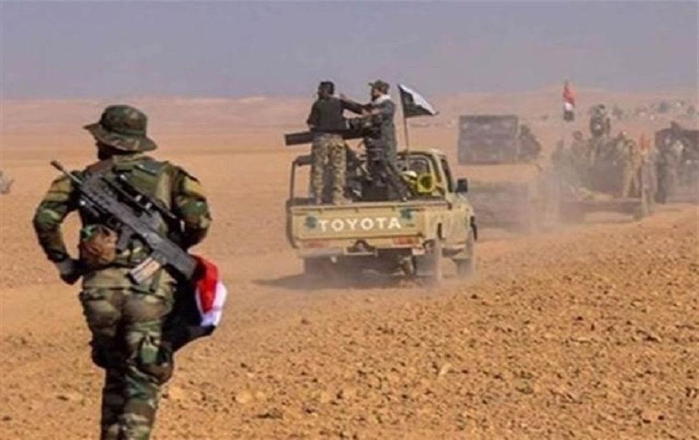 شهادت ۴ نیروی حشد شعبی در حمله داعش به دیالی