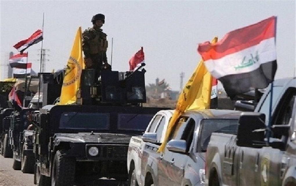 عملیات بزرگ علیه داعش توسط ارتش و حشد شعبی |  یک پهپاد داعشیها سرنگون شد