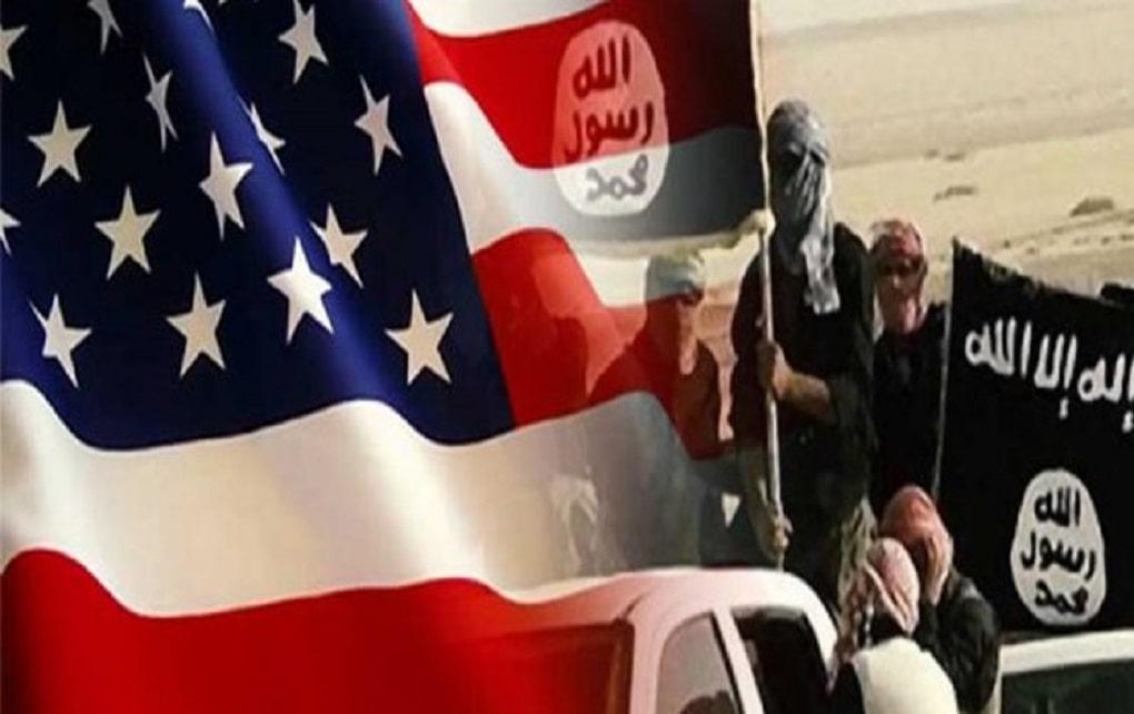 فیلم   نحوه انتقال عناصر داعش از سوریه به عراق با بالگردهای آمریکایی