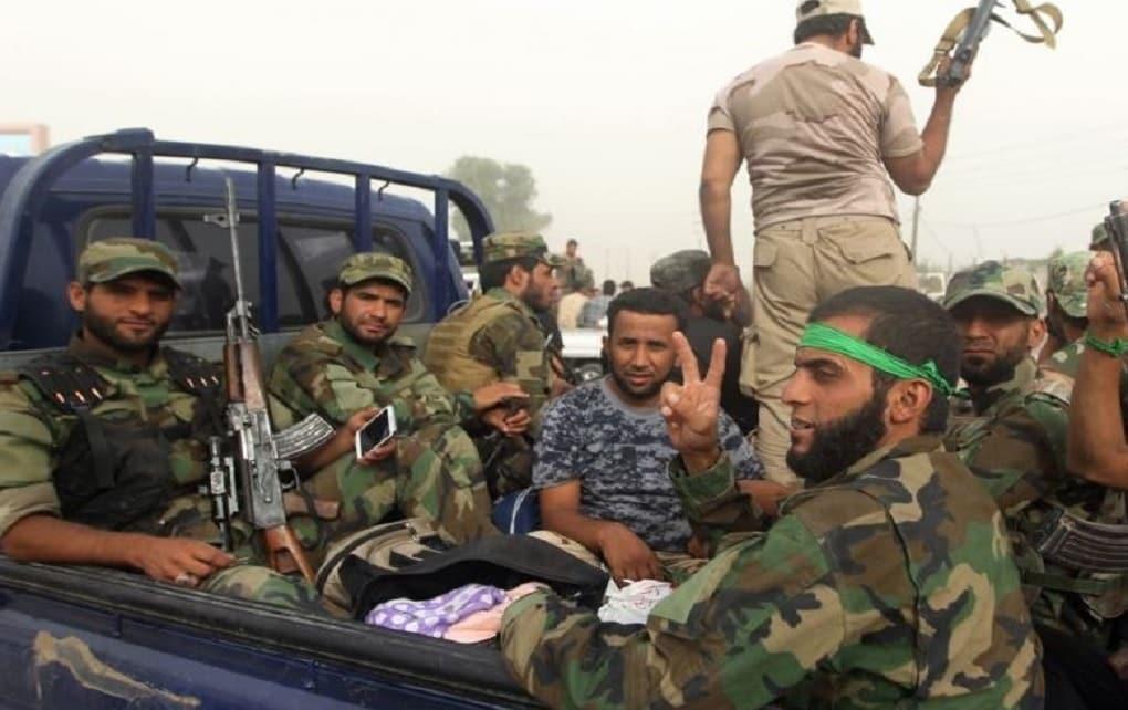 حمله داعش به سامرا و شهادت ۱۱ نیروی حشد شعبی