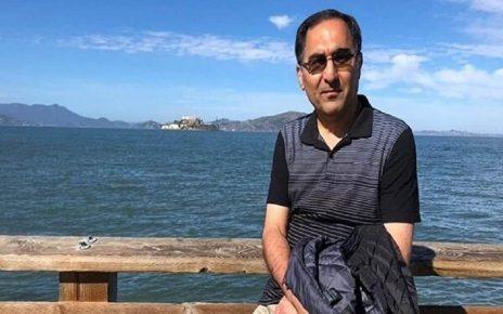 آزادی دانشمند ایرانی