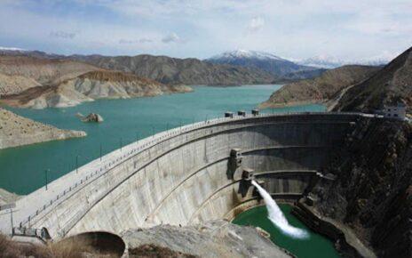 ذخایر آب سدهای کشور