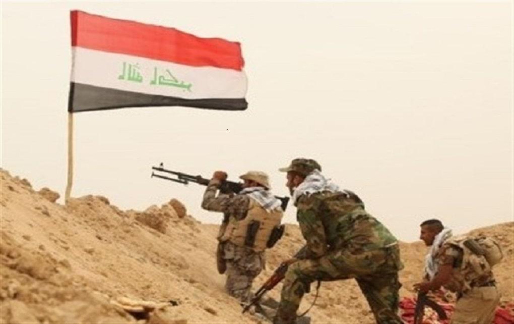 حشد شعبی حمله داعشیها به یک روستا را دفع کرد