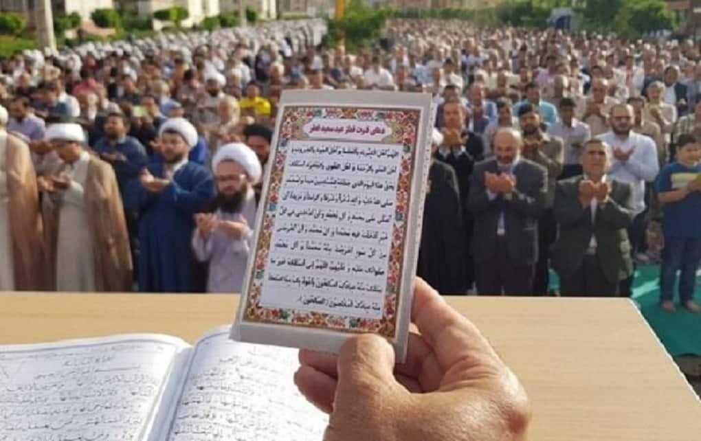 برگزاری نماز عید فطر در تهران