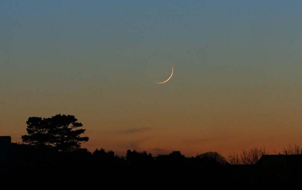 رویت هلال ماه شوال