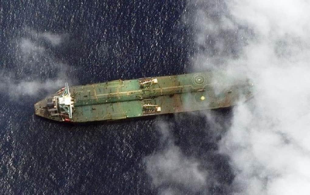 ورود اولین نفتکش ایرانی به ونزوئلا