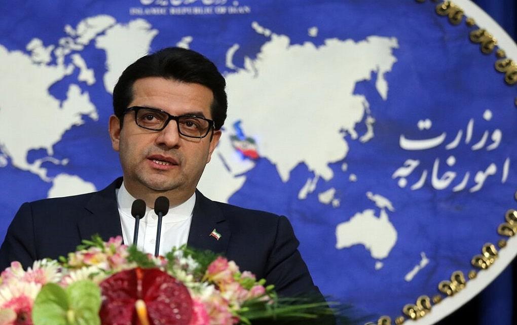 سخنگوی وزارت خارجه: موضوع شکنجه اتباع افغانستانی توسط مرزبانی ما صحت ندارد