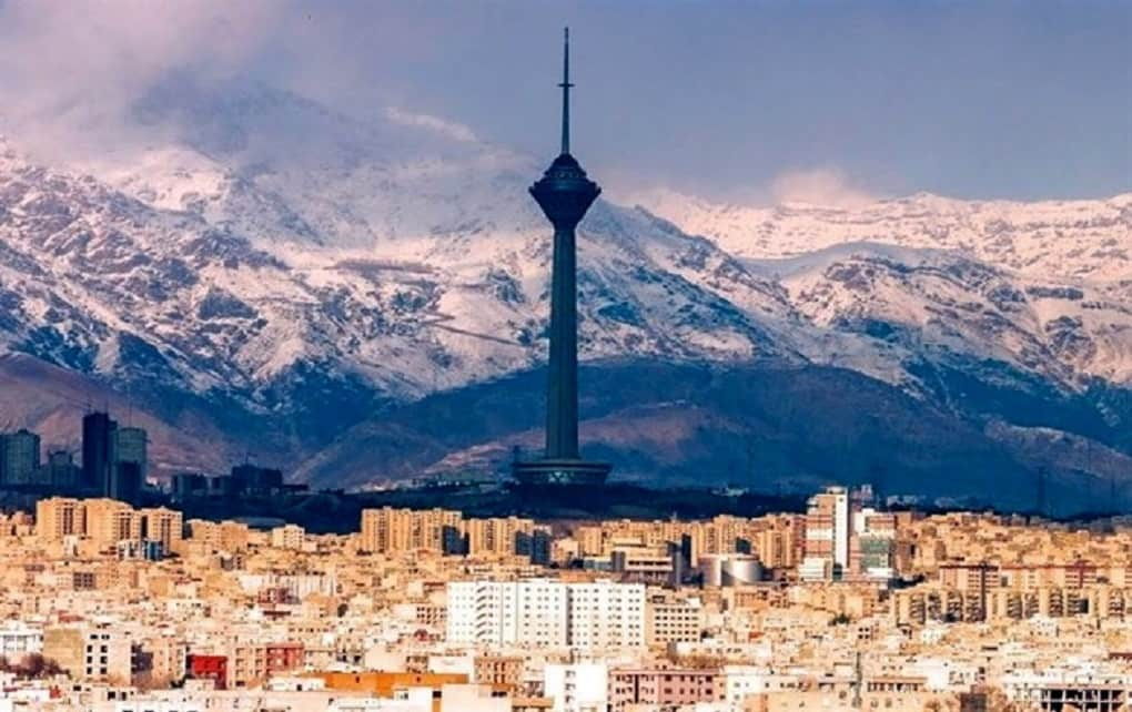 هوای تهران در سوم خرداد سالم است